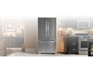 kitchen aid refrigerator photo